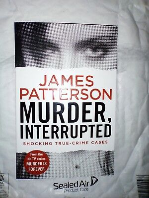 James Patterson  - Murder, Interrupted  paperback (2018)