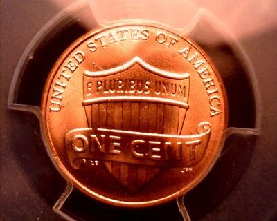 2010 Lincoln Shield Cent PCGS MS66RD