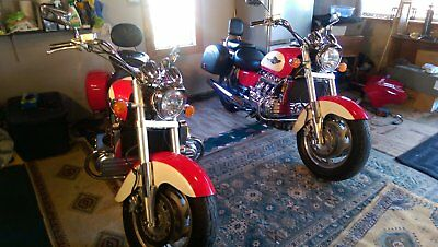 1997 Honda Valkyrie  Time to break the twins up!