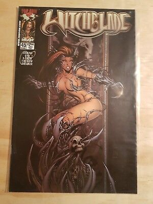 Witchblade Vol 1 Issue 45 March 2001 Magazine