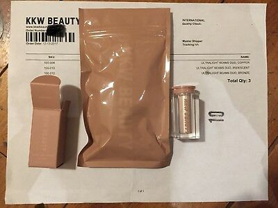 KKW Beauty Ultralight Beams (Limited Edition) Iridescent POWDER ONLY