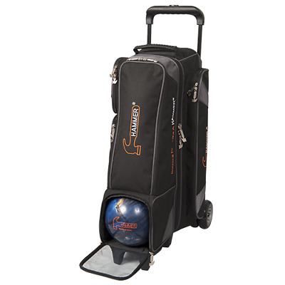 Hammer Sel Inline 4x4 4 Ball Roller Rolling Bowling Bag
