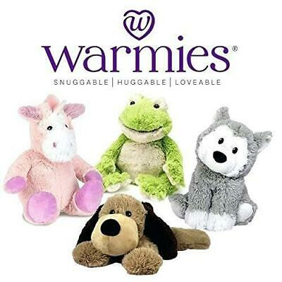 "Warmies Cozy 10"" Plush w/ Lavender Microwavable The Gift of Comfort & Love"