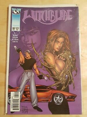 Witchblade Vol 1 Issue 30  April 1999  Magazine