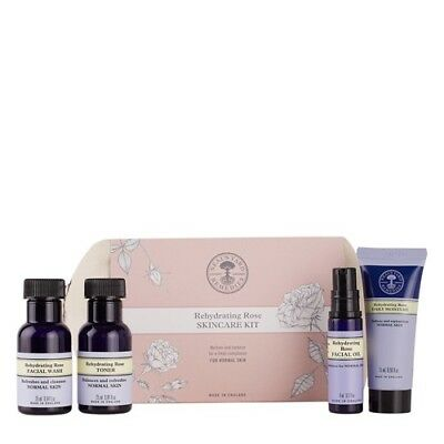 Neal's Yard Remedies - Rehydrating Rose Skincare Kit - RRP £20.00 NOW £17