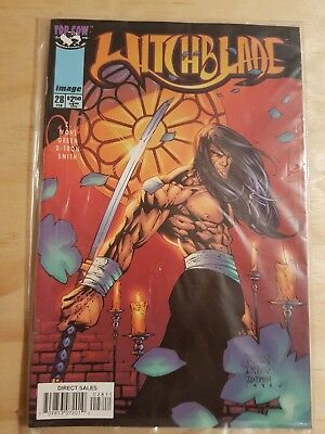 Witchblade Vol 1 Issue 28  February 1999  Magazine