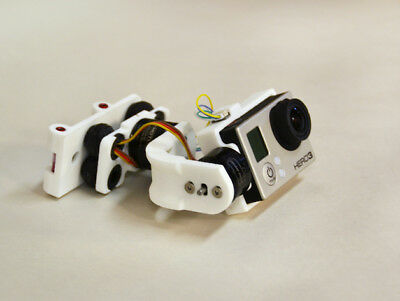 TBS Discovery Brushless Gimbal for Hero 3