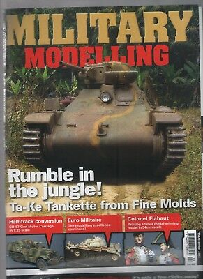 Military Modelling 7th December 2012