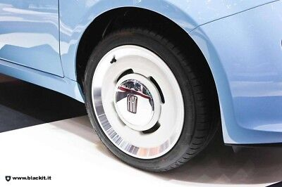 set of 4 wheel covers hubcap for wheels fiat 500 vintage - £394.58