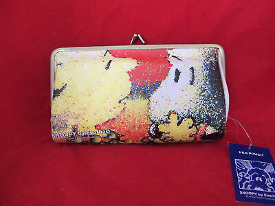 "Tom Everhart Snoopy By Everhart ""dog Breath"" Pouch"
