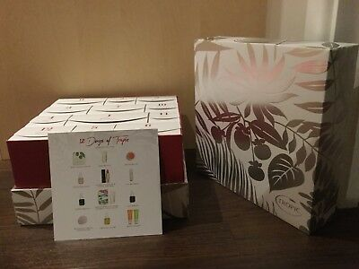 Tropic  Vegan / Cruelty Free Beauty Products 12Days of Christmas Brand new Boxed