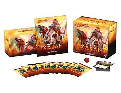 Magic The Gathering Rivals of Ixalan Bundle (Englisch) Wizards 10 Booster Dice