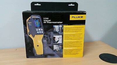Fluke VT02 Visual IR Infrared Thermometer - NEW & GENUINE with WARRANTY