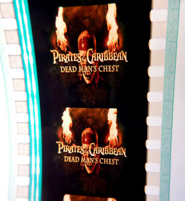 PIRATES OF THE CARIBBEAN- DEAD MANS CHEST. 35mm scope trailer. Johnny Depp