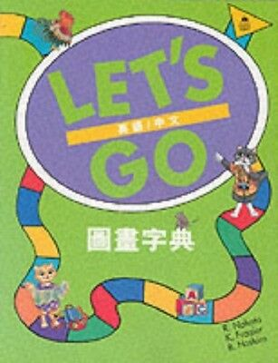 New, Let's Go Picture Dictionary: English-Chinese Edition, Hoskins, B., Frazier,