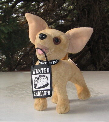 Chihuahua Standing Vocal Taco Bell Dog