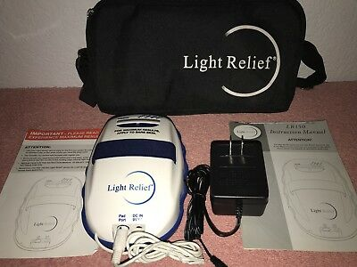 Light Relief LR150 Infrared LED Joint Muscle Pain Relief Therapy🚀FastShipper🚀