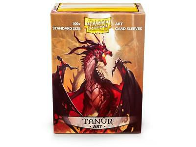Dragon Shield Type Tanur 100 Protective Sleeves Standard Card Holder tanûr Type