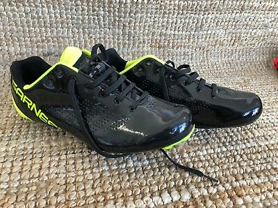Louis Garneau Air-Lite Carbon Compo Road Shoes US10.5 EU444 'Like New'
