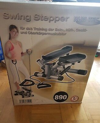 Swing stepper run tec sport gerät fitness training muskeln
