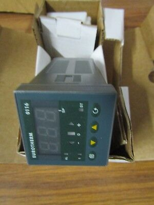 Eurotherm 0116 PID Temperature Controller 48x56 RTD Thermocouple In A9 4683744