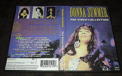 Donna Summer - The Video Collection DVD Special Fan Edition