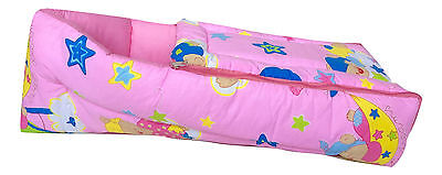 3 in 1 Baby Snuggle Nest Double Sided Newborn Co Sleeper Bed Cot Sleeping Bag