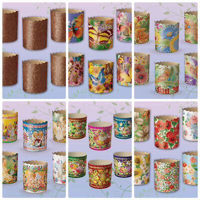 Baking Paper Molds for Easter Bread Cakes Panettone Paska Kulich Кулич 70*85