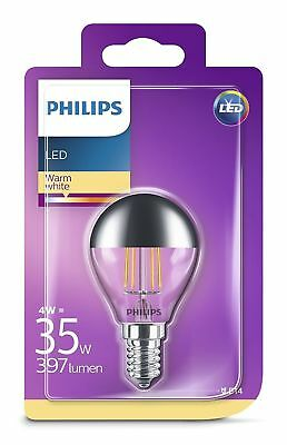 LED Leuchtmittel E14 Philips 4W ~ 35W 397 Lumen Filament Vintage Optik Lampe