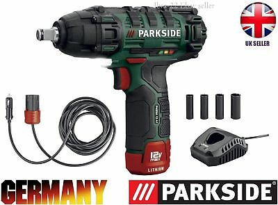 PARKSIDE Hybrid Cordless Impact Wrench PHSSA 12 A1