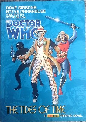 Doctor Who The Tides Of Time Graphic Novel Dave Gibbons Steve Parkhouse