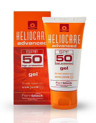 Heliocare Advanced Spf 50 Gel. Solo Envios En Peninsula