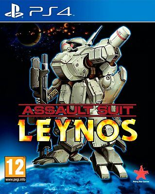 Assault Suit Leynos PS4 Game | BRAND NEW SEALED