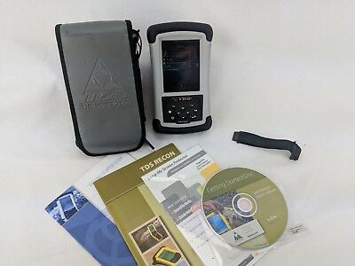 Trimble TDS RECON Data Collector Pocket PC 400 125 Windows Mobile BLUETOOTH