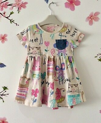 Girls Sweet Pea range Tunic top age 18-24 months from NEXT