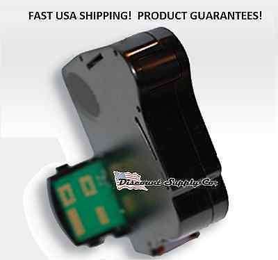 Neopost Ink Cartridge # ISINK2 c USPS Postage Ink Cartridge Fluorescent Red