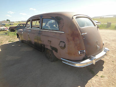 1948 Packard 200  1948 Packard Henney Hearse Ambulance Project Rat Hot Street Rod