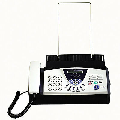 BRAND NEW BROTHER FAX-575 Personal Paper Fax, Phone & copier