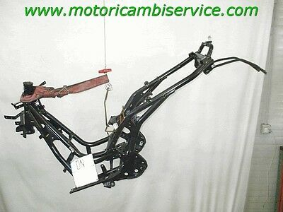 Chassis avec Documents Aprilia Scarabeo 300 Special 2010 853.028
