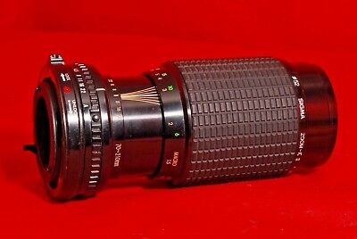 Sigma 70-210mm F4-5.6 -II Zoom Lens For Canon EOS