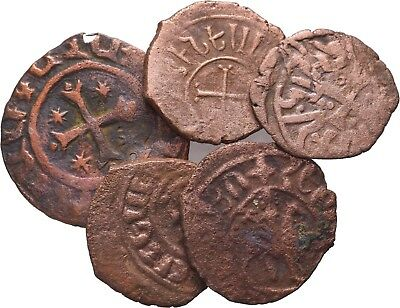 Cilician Armenia. Lot of 5 coins!