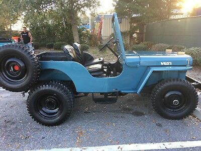 1946 Jeep Other  1946 Jeep Willys with original temporary dually!