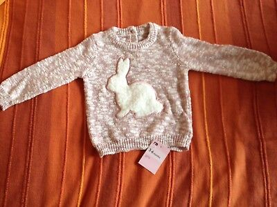 Baby girl Mothercare Jumper 3-6 months