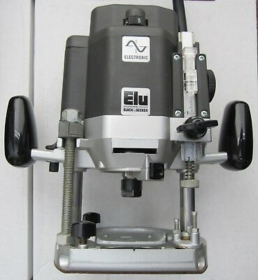 Elu 3338 Electronic Plunge Router - Swiss Made
