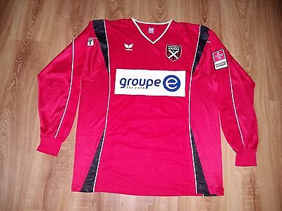 Neuchâtel Xamax Switzerland #22 match worn shirt size XL