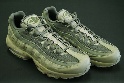 ba392c0341 538416 201] NEW Men's Nike Air Max 95 Prm Neutral Olive Green Le1025 ...