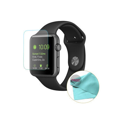 EXINOZ Apple Watch Screen Protector (42mm) I High-quality Protection