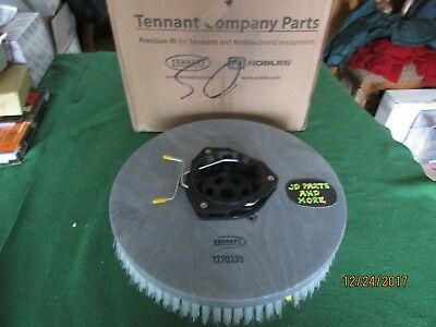 New Genuine Tennant 16 Inch Soft Nylon Brush 1220235  Models It Fit`s Below