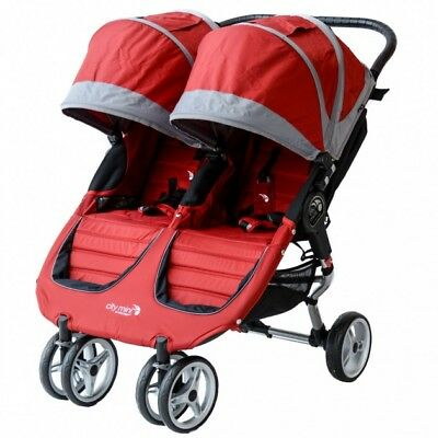 Baby Jogger City Select Double Pram Side by Side in Excellent condition