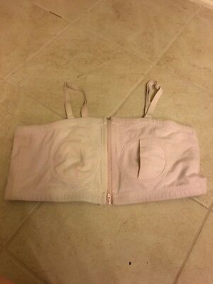 Halter Style Pink Lansinoh Simple Wishes Hands-Free Pumping Bra XS - L